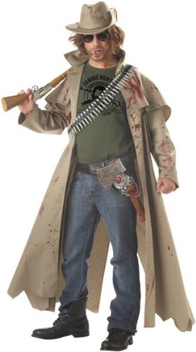 California Costumes Men's Zombie Hunter Costume