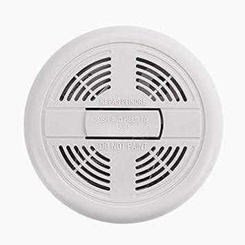 BRK Dicon M300 - Detector iónico de humo, 9 V: Amazon.es: Bricolaje y herramientas