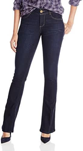 "Democracy Women's ""Ab""solution Itty Bitty Boot Jeans"