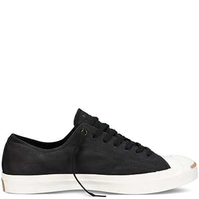 Converse Jack Purcell Tortoise Low Men's Shoes Nubuck Black 142685C-001 (SIZE: 11.5)