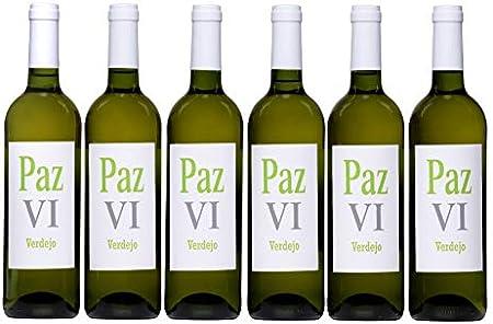 ➡️ VINOS BLANCO VERDEJO: Vino blanco verdejo elaborado con uvas 100% españolas vendimiadas a mano y