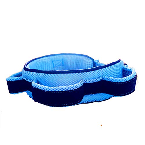 QEES Gait Belt with Handles Secure Thicken Breathable Transfer Belt SYD03