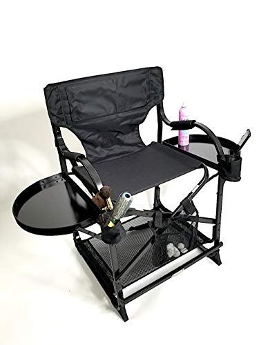 (PRESALE------# MU2R Tuscany Pro Makeup & Hair Portable Chairs Unique Italian Design High Quality Product (25