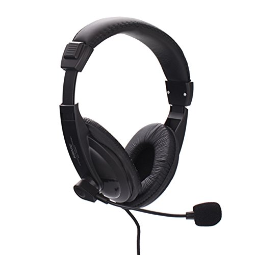 HDE Stereo Headset Microphone Control