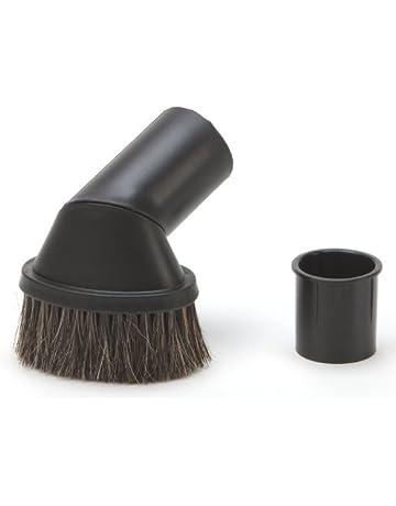 DREHFLEX Cabezal de cepillo aspiradora, compatible con tubos de diámetro de 32 a 35 mm