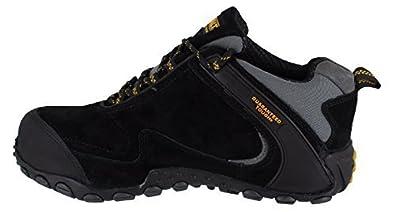 cbaf57d8bf2 DEWALT MENS STEEL TOE CAP SAFETY LEATHER TRAINERS WORK INDUSTRIAL FOOTWEAR  SHOE