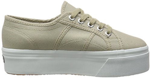 Basses 2790acotw Baskets Down Superga Beige Linea taupe Femme 949 And Up xUdqdYaw