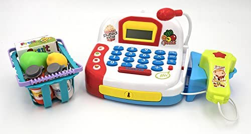 Toys Outlet - Caja registradora 5406314651.: Amazon.es: Juguetes y ...