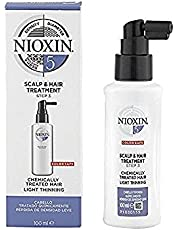Nioxin SYSTEM 5 scalp treatment weak coarse hair 100 ml