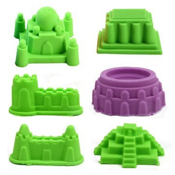 Toys & Gifts - Toddlers Baby Child Indoor Beach Toys Gifts World Ancient Building Castle Mold Novelty - Sand Castle Building Sandbox Kids Nontoxic Tools Molding Beach Molds Child - For - 1PCs