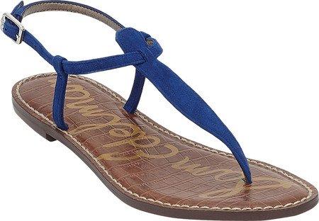 SEM EDELMAN - Sandalias de vestir de Material Sintético para mujer azul azul