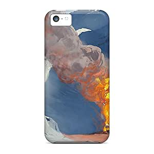 High Quality Scifi Case For Iphone 5c / Perfect Case
