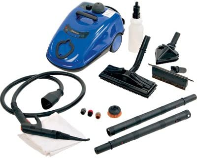 AmeriVap Steamax Steam Cleaner with Accessory Package, Model# STM-BASIC