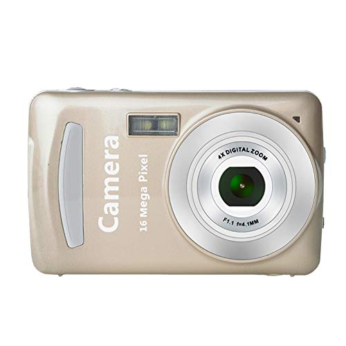 """2.4"""" TFT HD Digital Compact Cameras, Point and Shoot Digital Cameras for Kids Beginners Elderly -Travel,Camping,School, Christmas Thanks Giving Gift"""