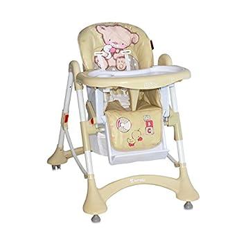 haute Lorelli beigeBébés Chaise bébé pour Elite nwPO80k