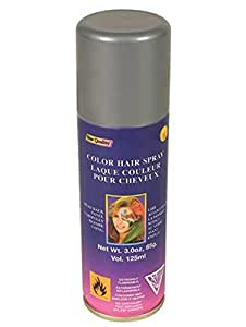 Rubie's Costume Co Silver Color Hairspray Costume 3 ounce