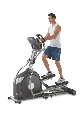 Spirit XE395 Elliptical Review