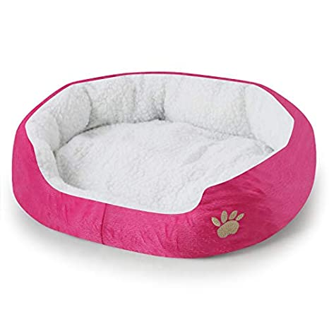 GetDoll Alfombrilla para caseta de Cachorro, Suave y cálida para Gatos pequeños y Perros Que Duermen: Amazon.es: Productos para mascotas