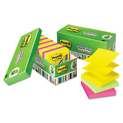 POST-IT NOTE POP-UP REFILLS 18 PADS