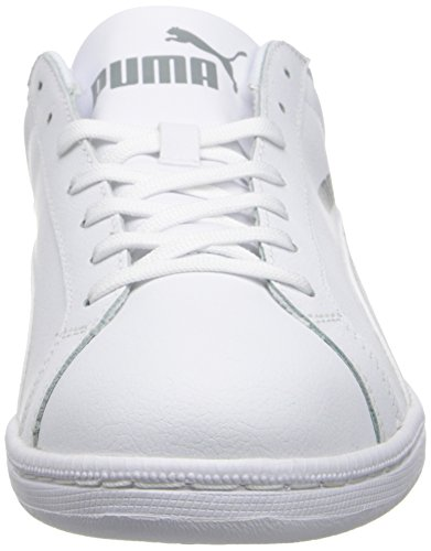 White PUMA Men Classic Smash Leather fwPYPgFq