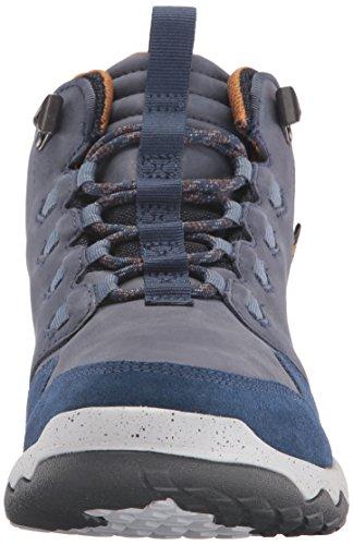 Noir Homme Randonnée Arrowood de Blu Lux Blue Bleu Hautes Chaussures Teva Mid ZgRgq8