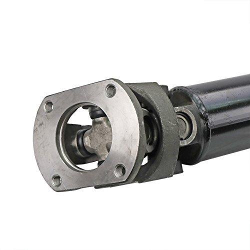 for Ford Excursion 2001-05 // F-250 Super Duty (1999-01 V8 7.3L Eng. // 2003-06 V8 6.0L Eng. V8 5.4L Eng. Front 38 1//2 Length CRS N93025 New Prop shaft//Drive Shaft Assembly