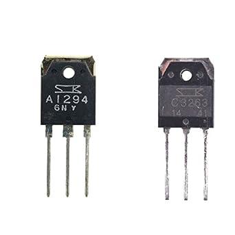 jrl amplificador de potencia de audio transistor TO-3P silicona BJT