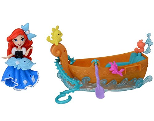 Disney Princess Little Kingdom Nakayoshi boat Ariel