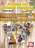 img - for Parking Lot Picker's Songbook - Bass Edition (Book & 2-CD Set) by Dix Bruce (2011-07-01) book / textbook / text book