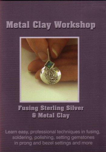 Metal Clay Workshop: Fusing Sterling Silver & Metal Clay (Silver Clay Workshops)