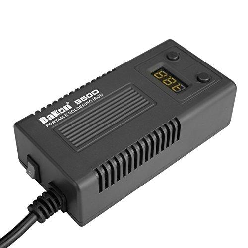 BAKON 950D 75W Portable Digital Soldering Station with T13 Tip