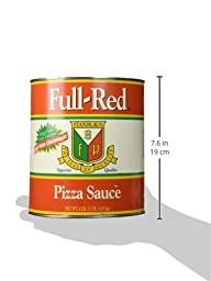 Full Red Pizza Sauce No. 10 Can (6 lb 11 oz)