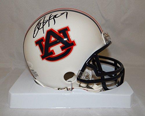 Bo Jackson Autographed Black Auburn Tigers Mini Helmet- JSA W Authenticated ()