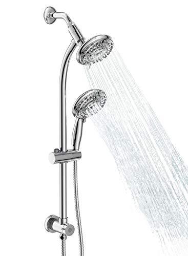 Egretshower Handheld Showerhead Rain