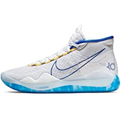Embrace your energy on the court in the Nike Zoom KD 12 Basketball Shoes. Upgraded Air Zoom creates responsiveness on the court to keep you winning all game long.