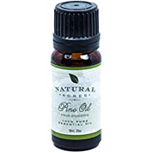 Pine Essential Oil - 100% Pure Therapeutic Grade Pine Oil by Natural Acres - 10ml