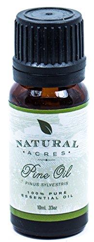 Pine Essential Oil - 100% Pure Therapeutic Grade Pine Oil...