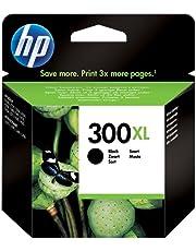 HP 300XL Inktcartridge Zwart, Hoge Capaciteit (CC641EE) origineel van HP