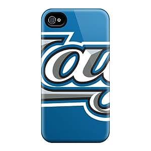 For Samsung Galaxy S5 Mini Case Cover Fashion Design Toronto Blue Jays Logo Cases-UMg5603lamp