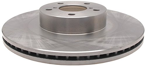 ACDelco 18A2328A Advantage Non-Coated Front Disc Brake Rotor