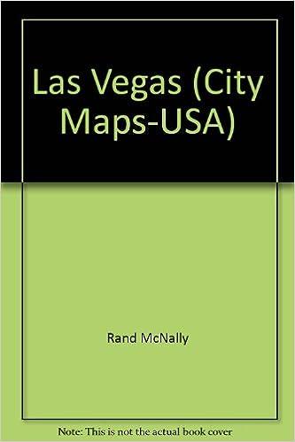 Las Vegas (City Maps-USA): Rand McNally: 9780528965166: Amazon.com ...