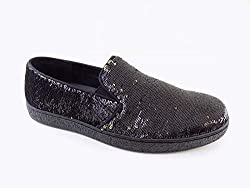 Men's Flash Sequin Slip-Ons Shoes