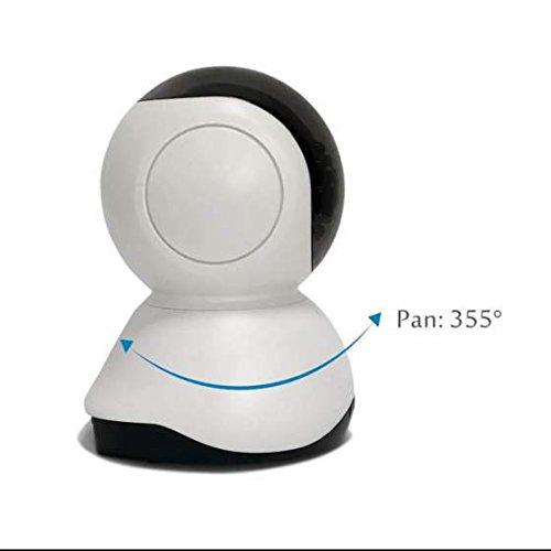 Wireless ip kamera Alarmanlagen Heim Security Innenbereich ,E-Mail Alarm,Home Security Überwachungskamera für Baby/Alter/Kinderfrau/Haustier Monitor (Colour2)