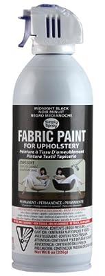 Simply Spray Upholstery Fabric Spray Paint 8 Oz. Can