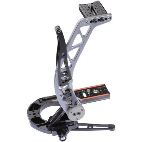 ProMediaGear BBGv2 Boomerang Flash Bracket with Universal QR Plate,
