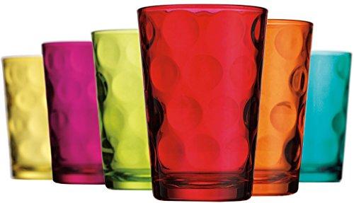 blue juice glasses - 4