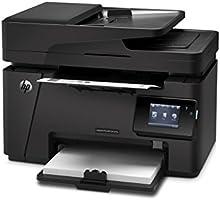 HP LaserJet Pro MFP M127fw - Impresora multifunción (Laser, Mono ...