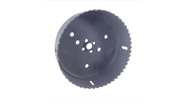 Disston E0103124 1-3//8-Inch Blu-Mol Carbide Tipped Hole Saws Boxed 35mm