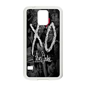 JenneySt Phone CaseSinger The Weeknd Pattern For Samsung Galaxy S5 -CASE-12
