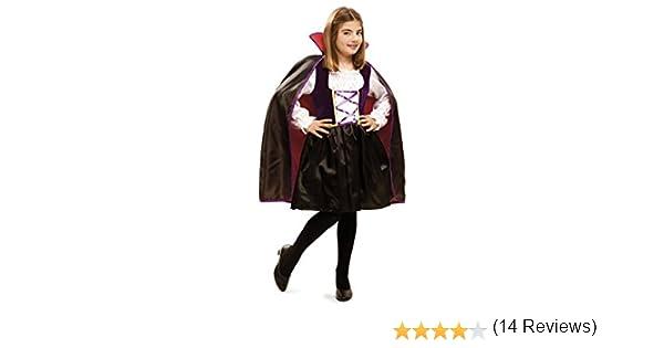 My Other Me - Disfraz de vampira reina, para niños de 10-12 años ...